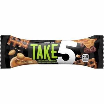 TAKE5 Candy Bar, 1.5 oz