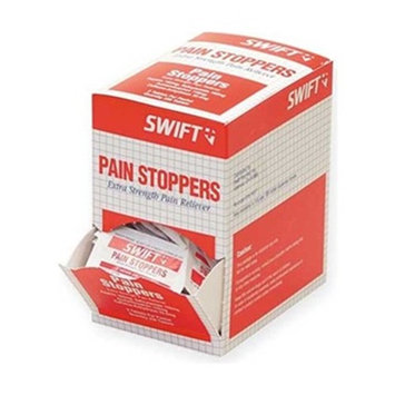 Pain Stoppers, Tablet, Pk 250