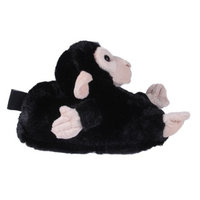Happy Feet Mens and Womens Monkey Animal Slippers