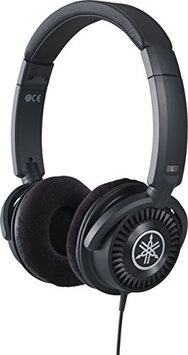 Yamaha HPH-150 High-End Instrument Headphones, Black