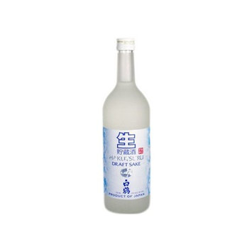 Hakutsuru Draft Sake 720 ml