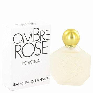 Ombre Rose by Brosseau Eau De Toilette Spray 1 oz for Women - 100% Authentic