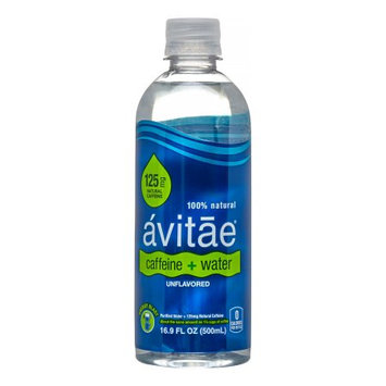 Avitae Caffeinated Water, 125 Mg, 16.9 Fl Oz