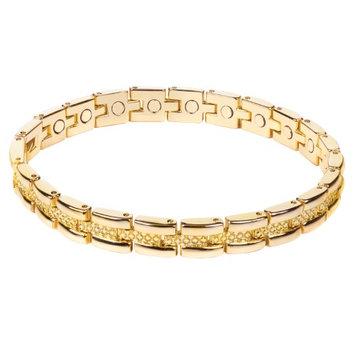 Miracle Magnetic Goldtone Bracelet - Ladies'