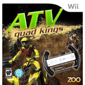 Zoo Games, Inc Atv Quad Kings With Wheel