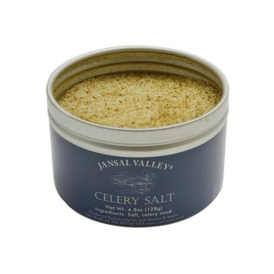 Jansal Valley Celery Salt, 4.5 Ounce
