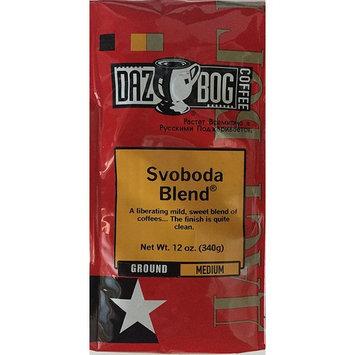 Dazbog Coffee Svoboda Blend 12 oz. bag, Ground, Denver's Best Coffee