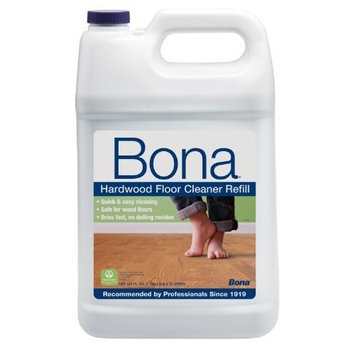 Bona Hardwood Floor Cleaner Refill Clear Family-Value 1gallon