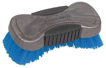 CARRAND 92011 Deluxe Contoured Tire Brush,6 In.
