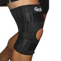 Captain Sports Adjustable Knee Brace With Lateral Supports - Size: Medium