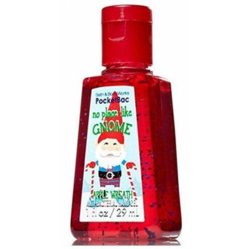 Bath & Body Works® PocketBac No Place Like Gnome Apple Wreath Scented Antibacterial Hand Gel