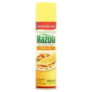 Mazola No-Stick Spray Corn Oil, 5 oz