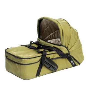 Mountain Buggy Duo Carry Cot, Moss (Discontinued by Manufacturer)