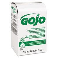 GOJO(R) Green Seal Certified Handwash Lotion Refill, 800 mL