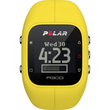 Polar A300 Fitness and Activity Monitor Yellow with HRM