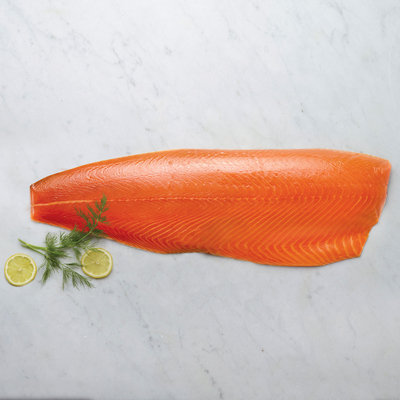 DEAN & DEAN Smoked Salmon Pre-Sliced