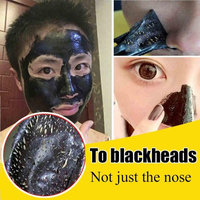Blackhead Remover Mask,Mailat Black Mud Deep Cleansing Purifying Peel Off Facail Face Mask (black)