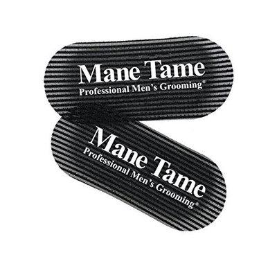Mane Tame Hair Grippers 2-pack Black - Best used to part hair during hair cutting or grooming