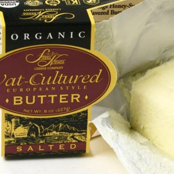 Organic Cultured Butter by Sierra Nevada - Salted