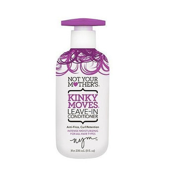 Not Your Mother's Kinky Moves Leave-in Conditioner, 8 Ounce by Not Your Mother's