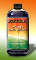 ORME Silver Ambaya Gold 16 oz Liquid