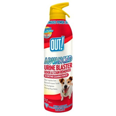 Pet Stain Remover Out!