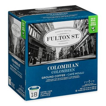 18-Count Fulton St. Colombian RealCup Coffee for Single Serve Coffee Makers