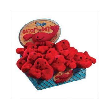 Pet Pals US285 11 Grriggles Catch Of The Day 12-Pc Lobster