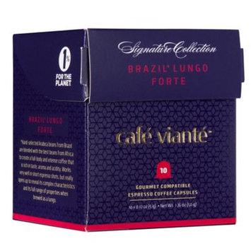 Spresso Luxe Nespresso Compatible Brazil Lungo Forte Coffee Capsules, 60pk