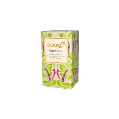 Pukka Herbs - Herbal Tea Organic Three Tulsi - 20 Tea Bags