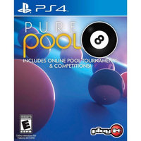 Play It Pre-Owned Pure Pool for Sony PS4
