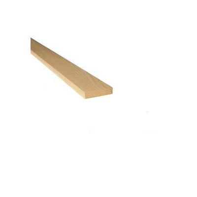 1 x 8 x 4 Kiln-Dried Radiata Pine Softwood Board 83716