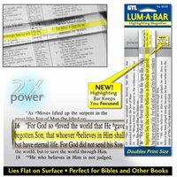 Magnifier-Lum-A-Bar Highlighting