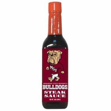 Hot Sauce Harrys 2252 MISSISSIPPI STATE Bulldogs Steak Sauce - 5oz