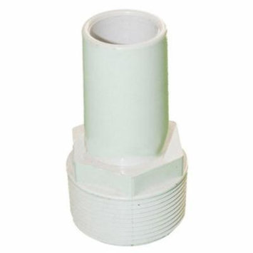 Hayward SPX1091Z1 Hose Adapter for Automatic Skimmer - White