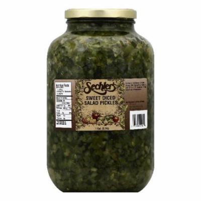 Ralph Sechler & Son Sechlers Pickles, 1 gl