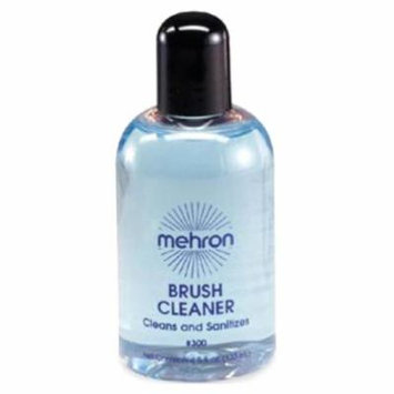 (3 Pack) mehron Brush Cleaner Treatment - Clear