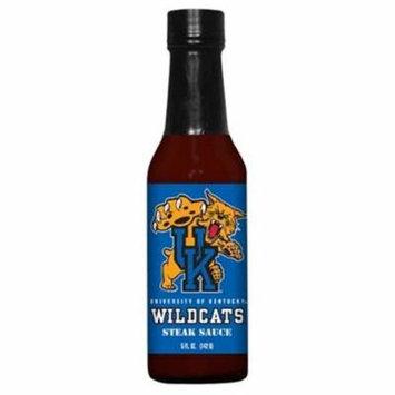 Hot Sauce Harrys 2208 KENTUCKY Wildcats Steak Sauce - 5oz
