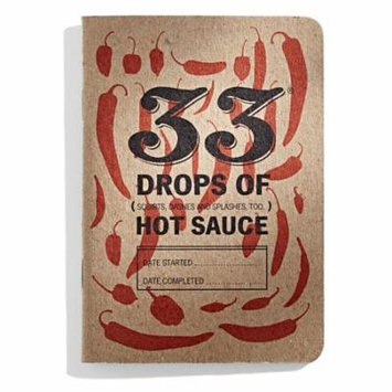 33 Drops of Hot Sauce (Hardcover)