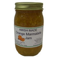 Amish Buggy Orange Marmalade, 20 Ounce (Pack of 12)