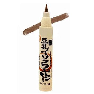 1 Pcs Light Brown Waterproof Longlasting Eye Brow Eyeliner Eyebrow Pen Pencil Makeup Cosmetic Tool by Team-Management