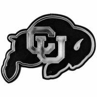 NCAA Colorado Buffaloes Chrome Automobile Emblem