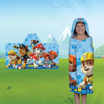 Nickelodeon's Paw Patrol Hooded Bath Towel