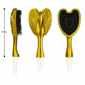 Tangle Angel Heat Resistant Anti Static Detangling Hair Brush -GORGEOUS GOLD