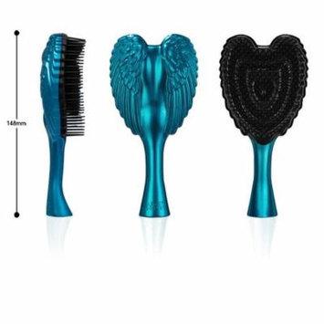 Tangle Cherub Ultra-Hygienic Compact Detangling Hair Brush - TOTALLY TURQUOISE