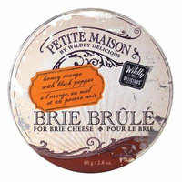 Brie Brule for Brie Cheese - Honey Orange with Black Pepper