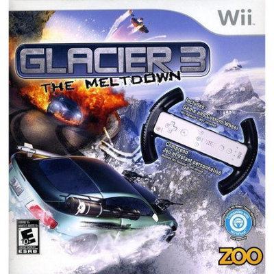 Zoo Games Glacier 3 With Wheel Nla