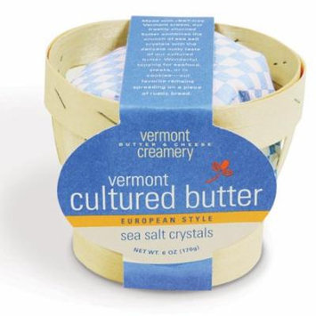 Vermont Cultured Butter with Sea Salt