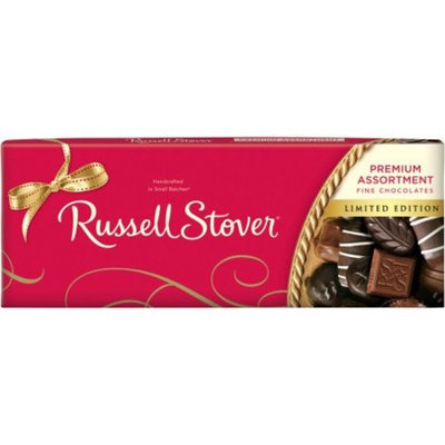 Russell Stover Limited Edition Premium Assortment Fine Chocolates Holiday Gift, 11 oz