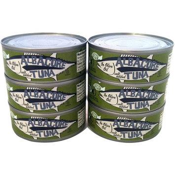 Trader Joe's Albacore Tuna in Olive Oil - 6 Pack